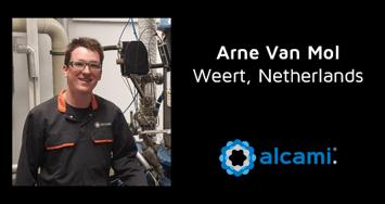 Arne Van Mol Scientist Spotlight