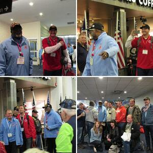 Herman Anthony Honor Flight