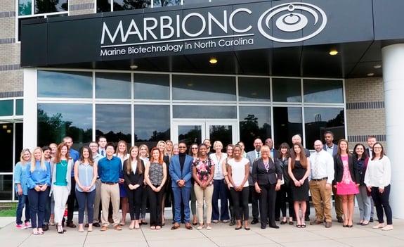 Interns at Marbionc