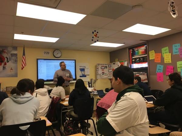 Jamie Noto Students 2 Science