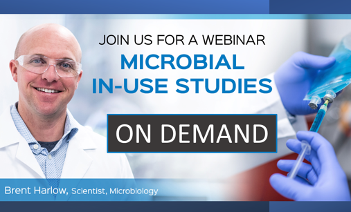 Microbial In-Use Studies On Demand (2)