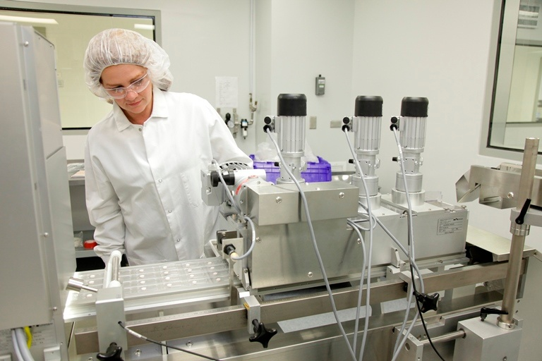 Oral Solid Dose Manufacturing