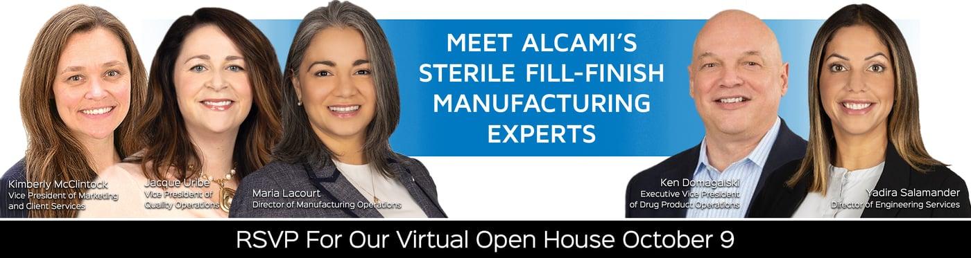 RTP Formulation & Sterile-Fill Finish Open House
