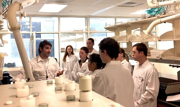 Current Good Pharmaceutical Quality Control Laboratory Practice
