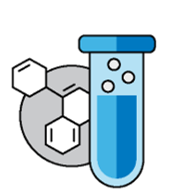 Image result for mass spectrometry icon